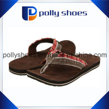China Factory Wholesale Man Sandals Soft Flip Flop