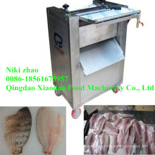 Máquina de procesamiento de pescado - piel de pescado eliminar la máquina