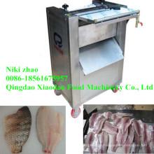 Máquina de processamento de peixe - Máquina de remoção de pele de peixe