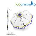 Nova chegada personalizado PVC guarda-chuvas transparentes Nova chegada personalizado PVC guarda-chuvas transparentes