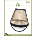 4 Cone Shape replacement Permanent Coffee Filter