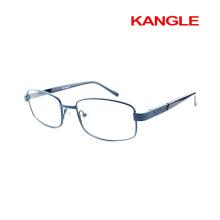 New Cheap ligne de base économique économique Homme montures optiques en métal / lunettes en métal