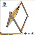 aluminum arrow best quality foldable warning board
