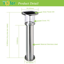 Solar energy landscapes,solar lawn light, pillar door solar garden light LED solar light JR-CP96