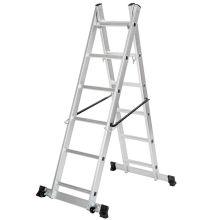 andamio para escaleras / escalera de aluminio