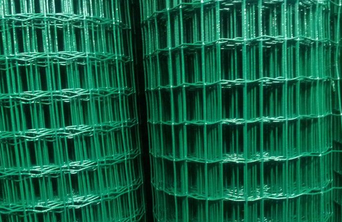 Galvanzied/pvccoating Welded Wire Mesh