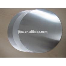 1050 1060 feuille circulaire en aluminium pour ustensiles de cuisine