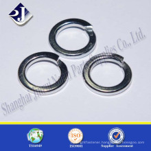 DIN127B SPRING WASHERS carbon steel