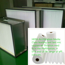 Air Filter Paper untuk Air Purifier ULPA Filter