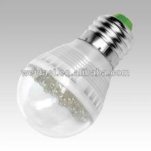 Lâmpada LED E27 WEIDASI Produção