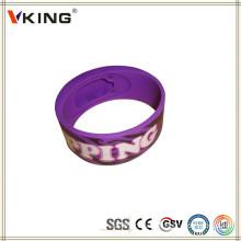 Bandes de poignet de silicone bon marché en Chine