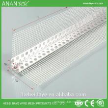 Protetores de canto padrão de proteção de drywall padrão europeu