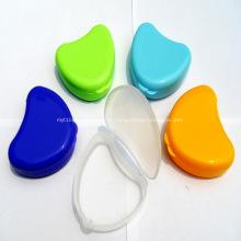 Promocionais para dentadura, limpeza de caixa - em forma de coração