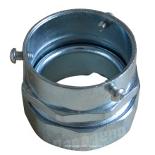 Montaje de conductos de metal a prueba de agua