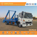 SINOTRUK RHD 4X2 4m3 Trash Collecting Truck