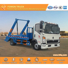 SINOTRUK RHD 4X2 4m3 Trash Collecting Truck