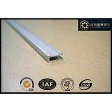 Aluminium Track Rail with Velcro Gl3003 for Window Roman Blind Decoration