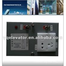 Hitachi escalator maintenance box