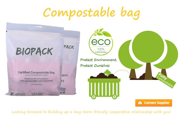 compostable clothes bag