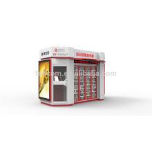 XSZ service information kiosk