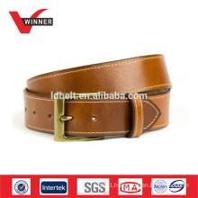 New full grain leather Belt