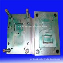 Molde de inyección de silicona líquida para productos médicos