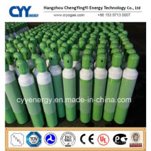 ISO9809 High Pressure Seamless Steel Fire Fighting Carbon Dioxide Gas Cylinder