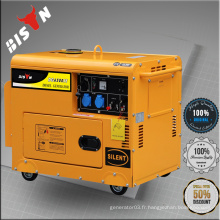 BISON China Taizhou 10KVA Key Code Silent Honda Diesel Generator