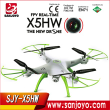 Hot Selling Remote Control toys FPV RC Drone Quadcopter Helicopter SYMA X5HW with HD Camera SYMA X5HW