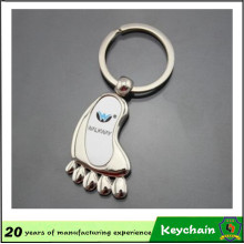 Eco-Friendly Metal Print Keychain for Promotional Gifts