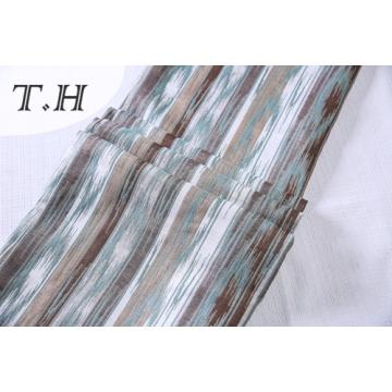 Franja de tela Jacquard para escritorio y silla (FTH32139)
