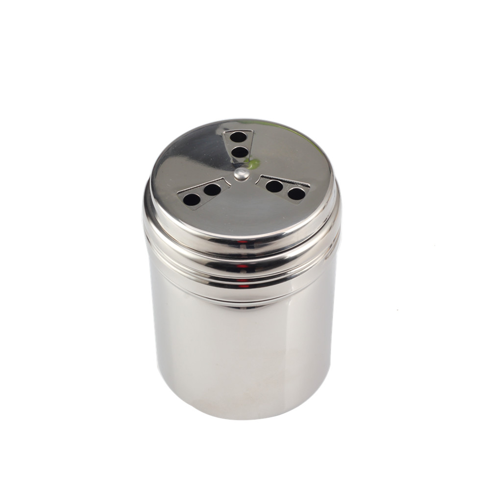 Stainless Steel Salt Shaker Salt Pepper Shaker