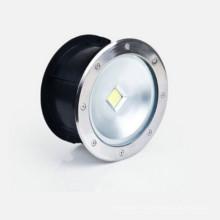 Lumière enfouie de plate-forme de l'ÉPI LED de 40W, lumière de plancher de l'acier inoxydable LED
