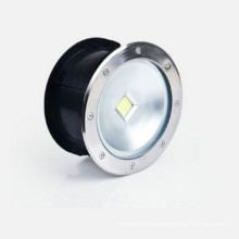40W COB LED Deck Inground Light, Stainless Steel LED Floor Light