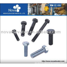 Elevator Fasteners, Bolts, Nuts