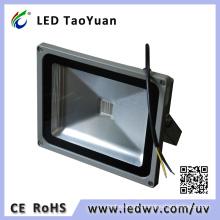 УФ свет 365-405 нм светодиодный свет 30-50Вт