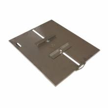 bandeja de cassettes de radiografía DR CR adecuada para varias mesas de radiología, mesa de veterinaria y detector de panel DR