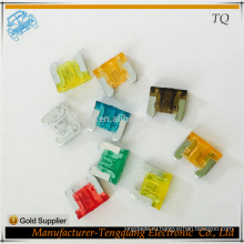 All Amps Blister Card Packing Zinc miniature (diminutive)Auto Fuse
