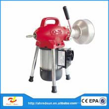Abflussreinigungsmaschinen zum Verkauf Toilettenreiniger Maschine