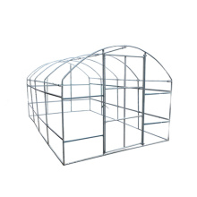 Tunnel Plastic /PE Flim Greenhouse For Vegetables