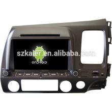 Usine android voiture numérique TV pour Honda 2006-2011 Civic (droite) avec GPS / Bluetooth / TV / 3G / WIFI