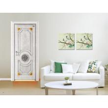 Porta de bali esculpida de projeto popular E-S020