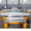 IBR Metal Sheet Double Layer Roll Forming Machine