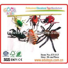 Animal en plastique Insect Model Toys