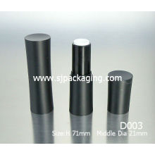 2014 new product black lipstick tube