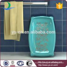 YSb40137-01-sd Fábrica directamente de jabón de hotel de cerámica