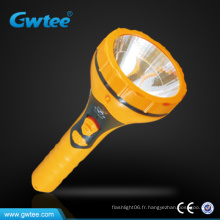 Lampe de poche ultime rechargeable haute capacité haute capacité