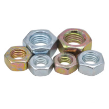 Factory price hexagon full nuts DIN934