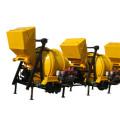 Máquinas de mezclador de concreto de 350 litros autodiesel usadas