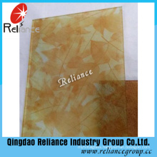 6.38mm-12.38mm Laminated Glass/ Layer Glass/PVB Glass/Safety Glass/Bullet Proof Glass for Building
